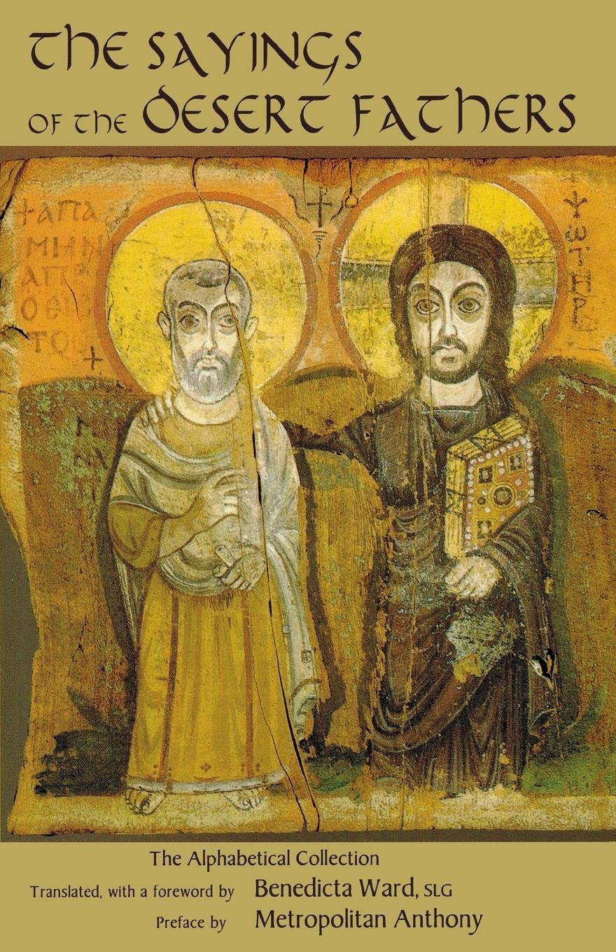 Sayings Desert Fathers Alphabetical Collection product image