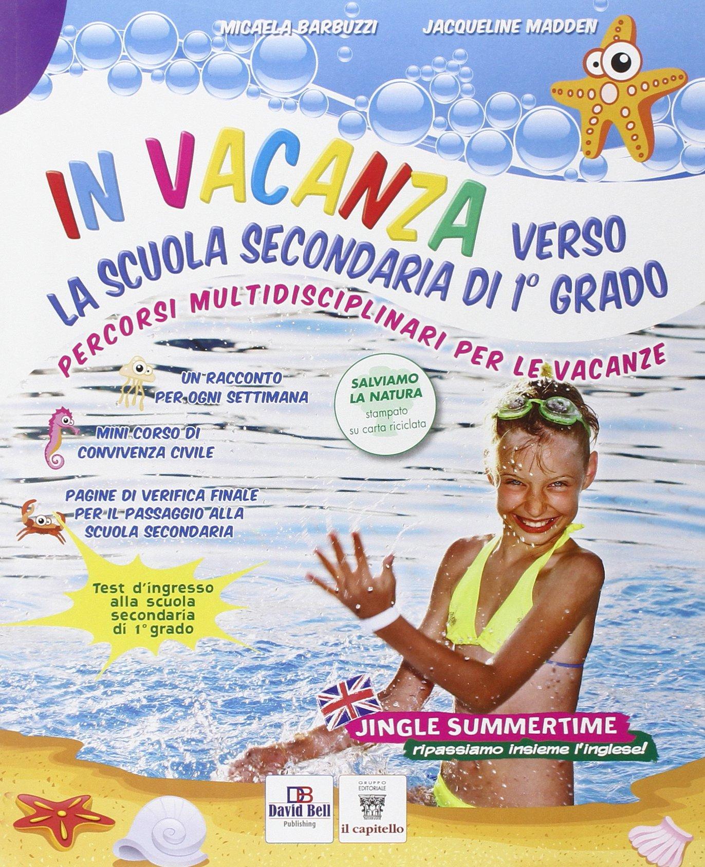 Libro vacanze 5 elementare da scaricare
