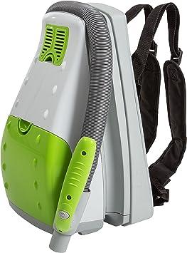 Aspirador portátil Dorsal Compact con Bolsa – Clase energética A + 12 Bolsas + Accesorios: Amazon.es: Hogar