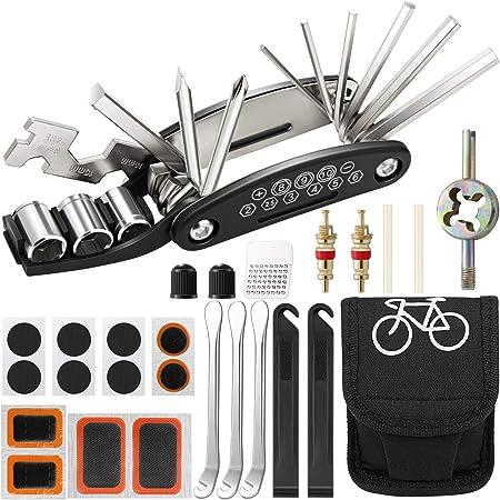 20 in 1 Bicycle Tools Sets Mountain Bike Bicycle Multi Repair Tool Kit