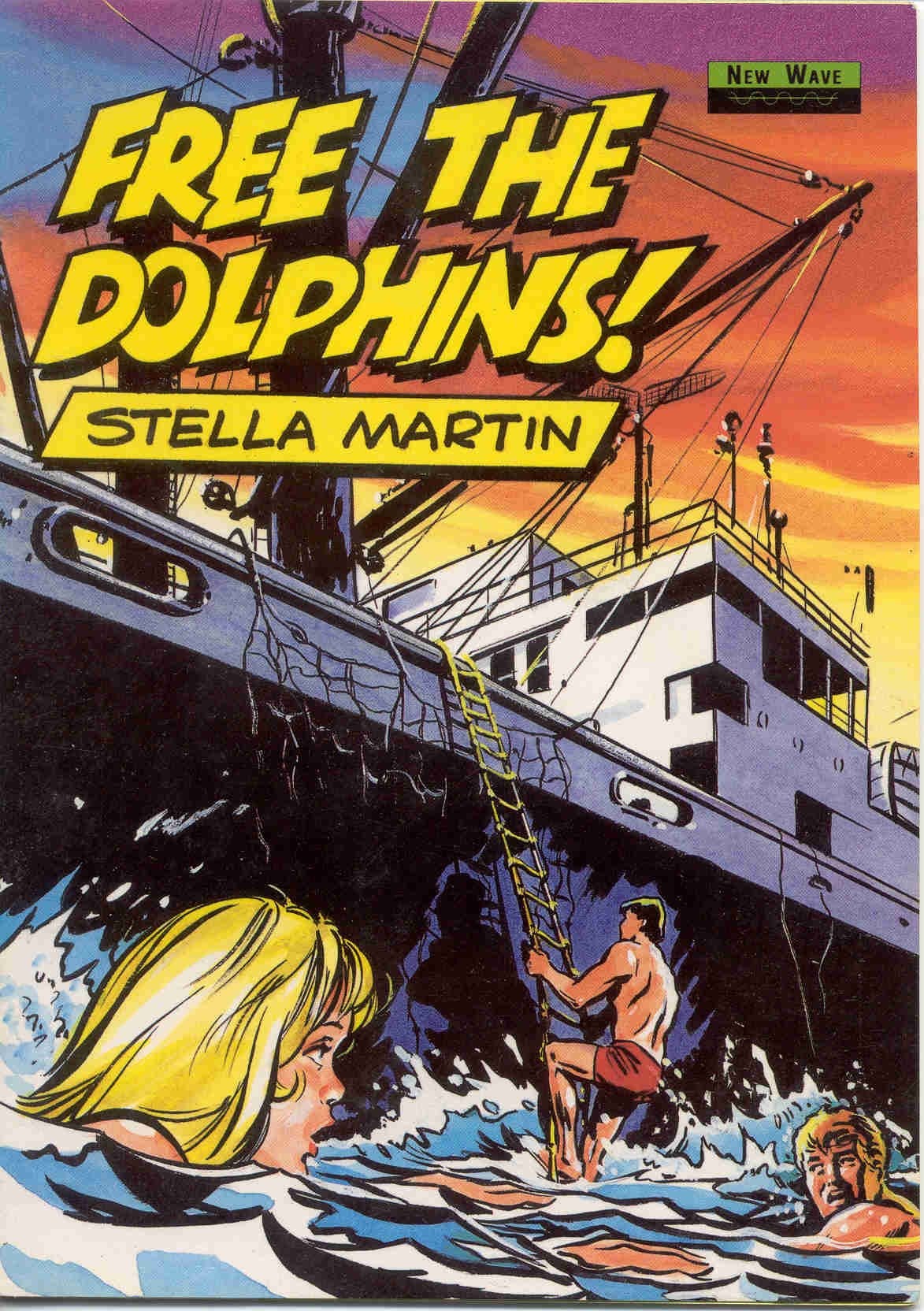 Free the Dolphins! (New Wave Readers)