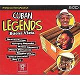 Cuba Legends : The Stars Of The Buena Vista Social Club