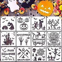 Plantillas de Pintura de Fiesta Vampiro Zombie Set