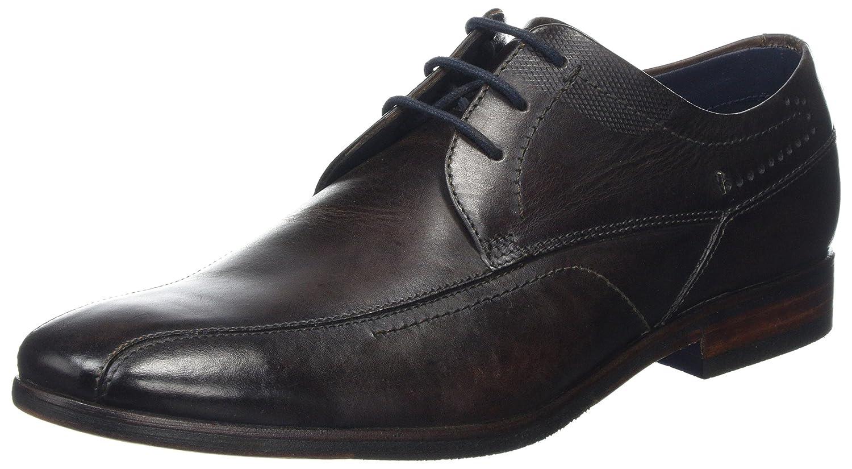 TALLA 40 EU. Bugatti 312294021100, Zapatos de Cordones Derby para Hombre