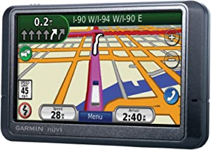Garmin nuvi 465LMT 4.3-Inch Trucking GPS Navigator with Lifetime Map and Traffic Updates (Discontinued by Manufacturer)