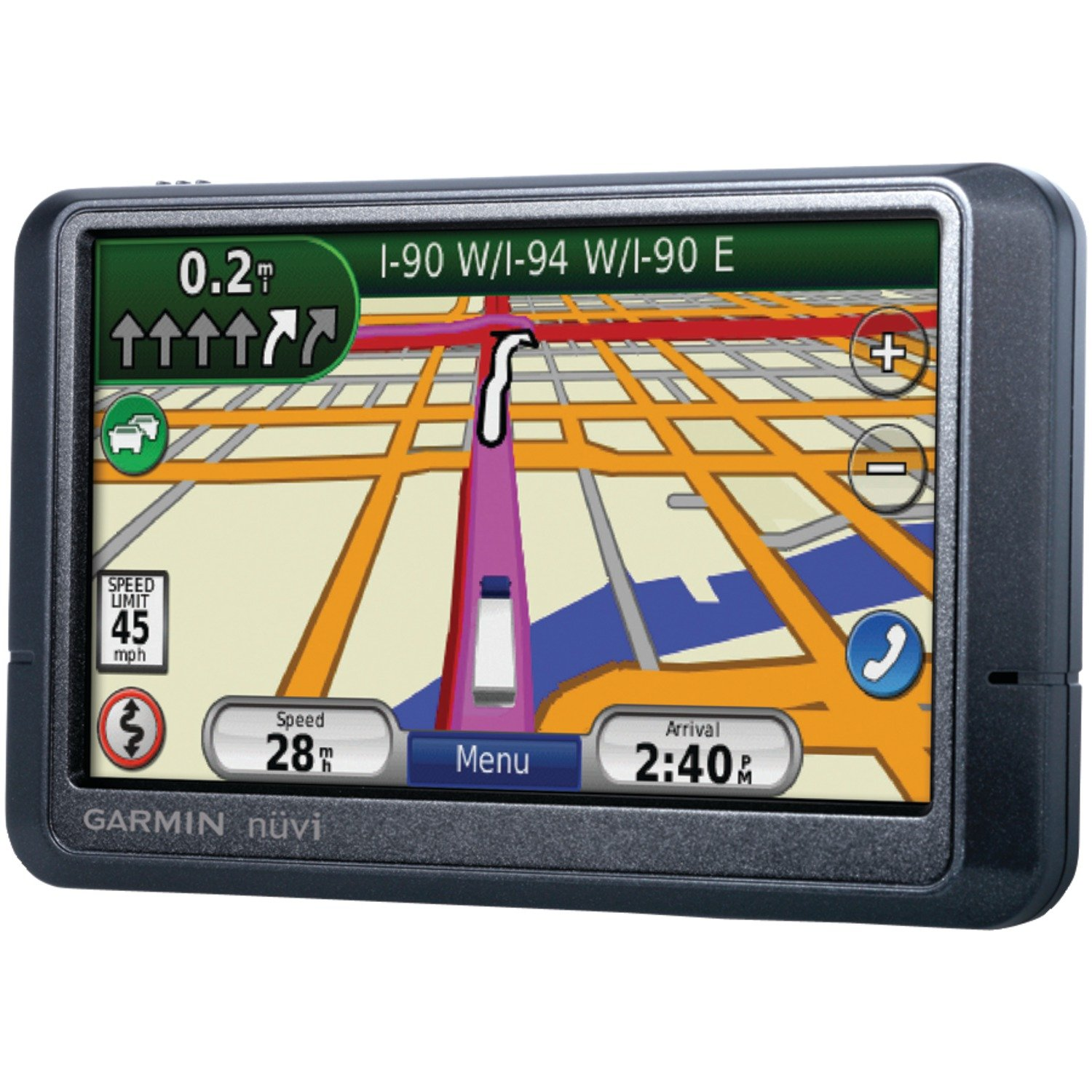 Best Gps For Truckers >> Amazon Com Garmin Nuvi 465lmt 4 3 Inch Trucking Gps Navigator With