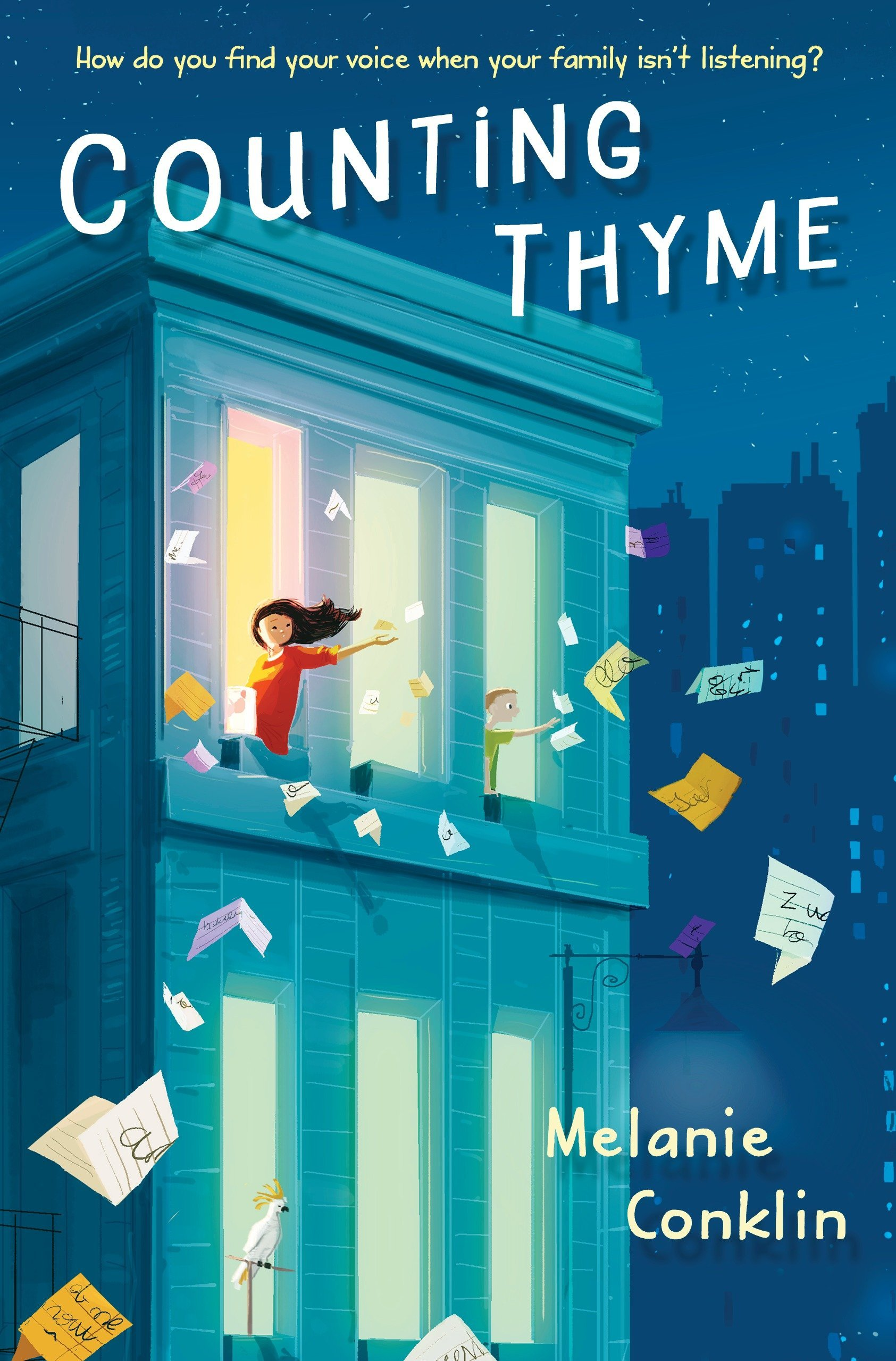 Image result for counting thyme