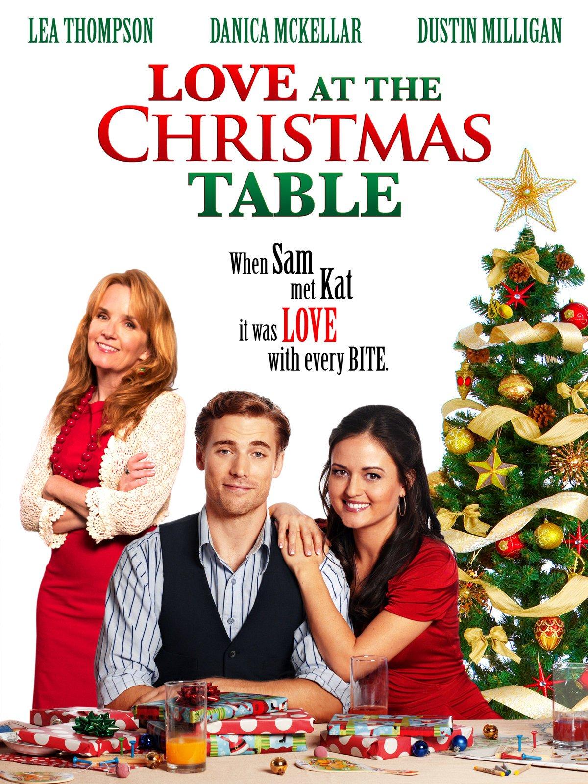 Amazon.com: Love At The Christmas Table: Lea Thompson, Danica ...