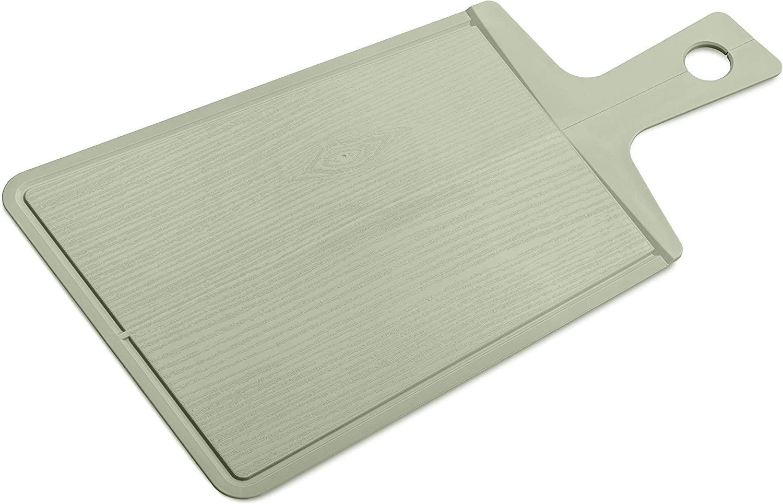 Koziol 3264655 SNAP 2.0 pl/ástico Tabla de cortar