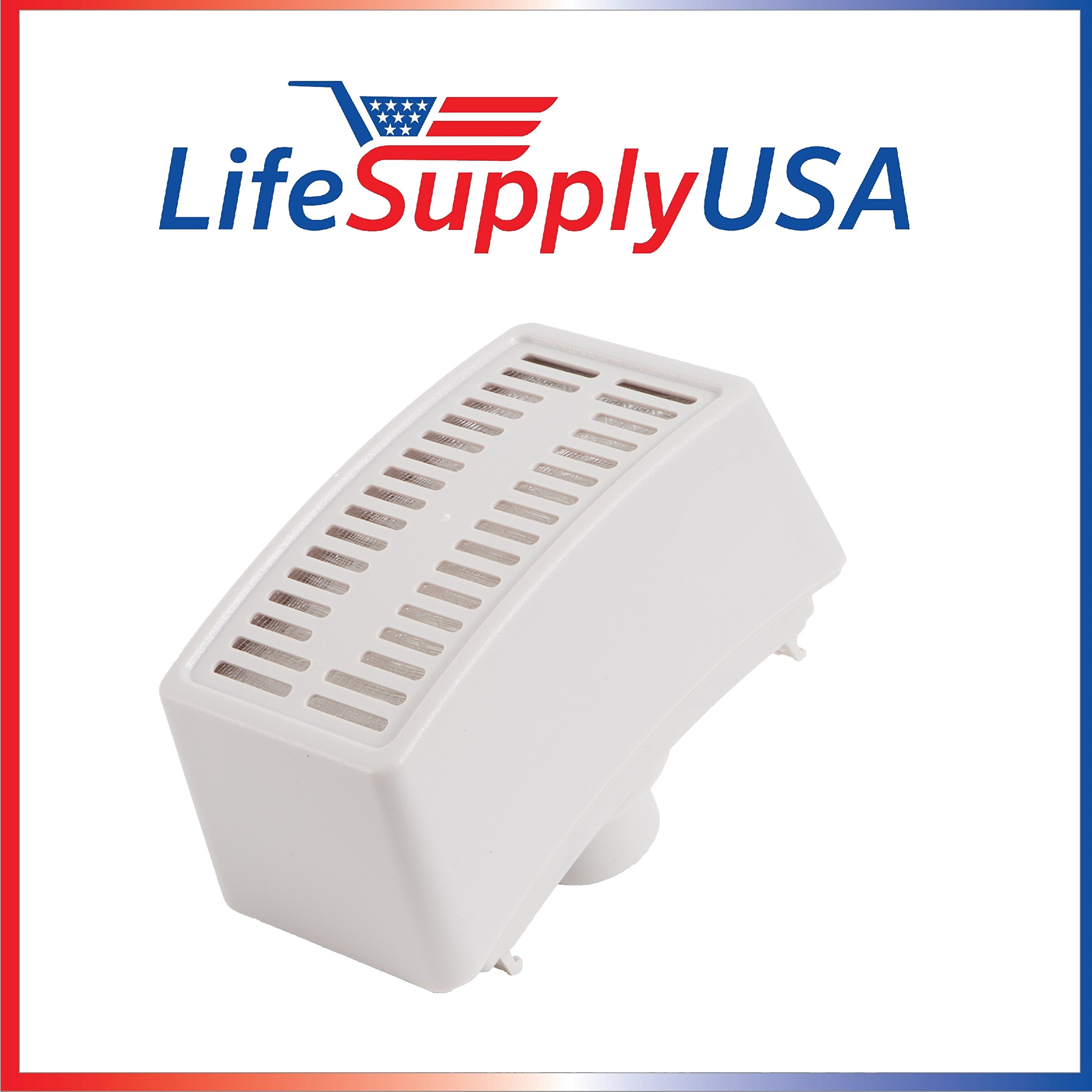 2 Pack HEPA Filter to fit Aerus Electrolux Guardian/Lux 9000 HEPA 47404 by LifeSupplyUSA