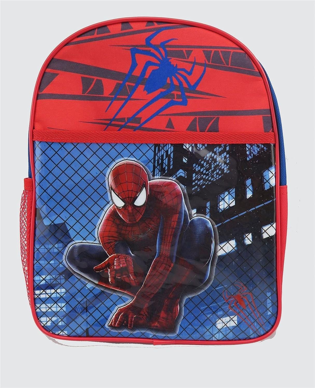 Marvel Spider-Man 2 mochila para niños Mochila Escolar