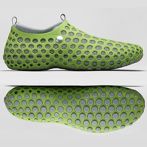 8e97698e4881 Nike Zvezdochka Marc Newson 749431-300 Kiwi Graphite Astronaut Men s Shoes  (size 10
