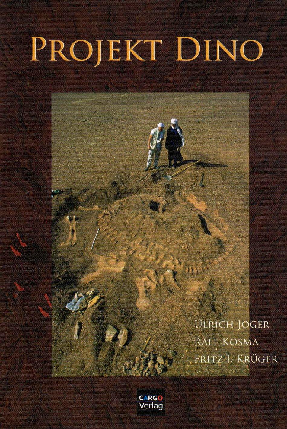 Projekt Dino: Die Entdeckungsgeschichte neuer Dinosaurier in Niger, Afrika