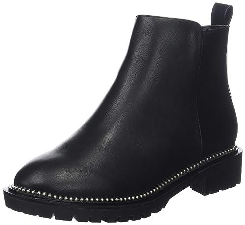 Pimkie Crw18 Bootsrock, Botines para Mujer, Negro (Noir 899A08), 39 EU: Amazon.es: Zapatos y complementos