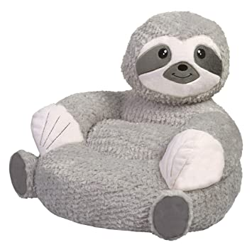 Amazon.com: Trend Lab Childrens Plush Sloth Character Chair ...