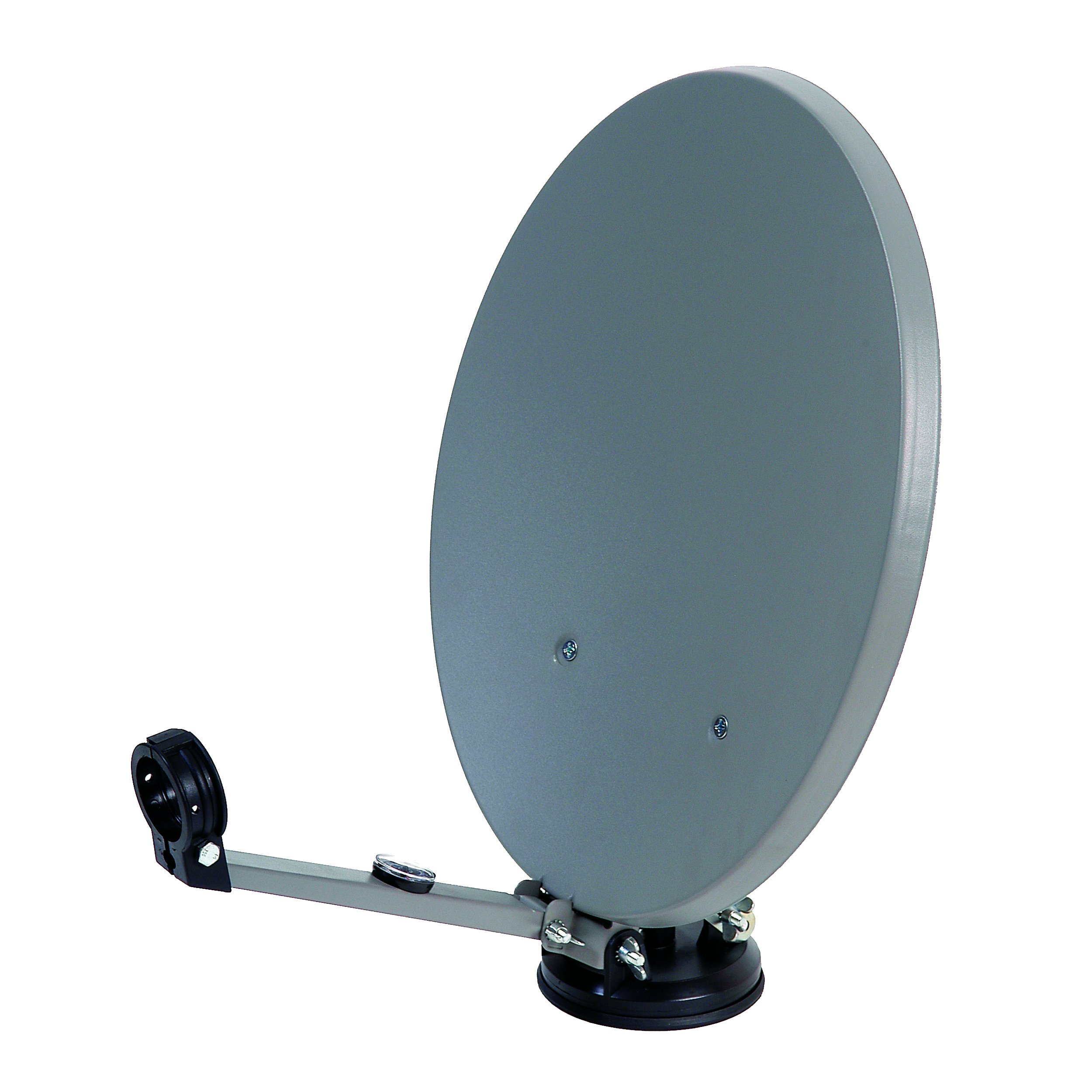 Homevision Technology Satellite Dish Digiwave Portable Satellite Dish, Gray (DWD35PT)