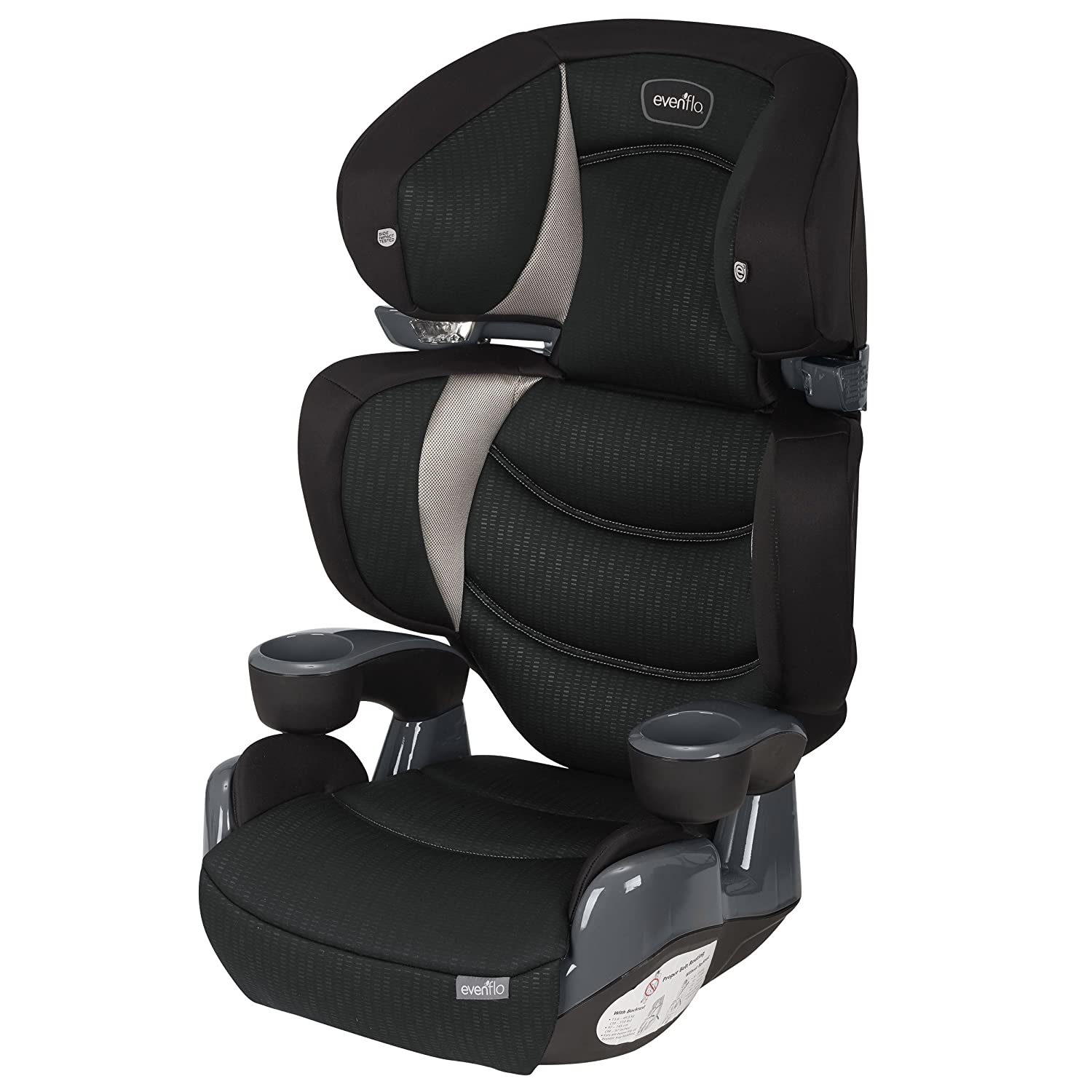 Evenflo RightFit Booster Car Seat, Encore