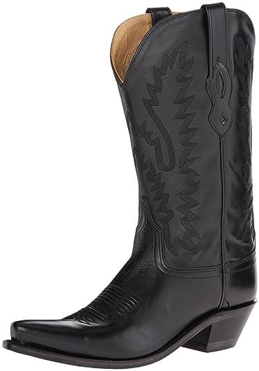 0f470c7d8ae Old West Boots Women's LF1510 Black 9.5 B US