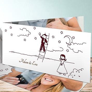 Hochzeitseinladung Selbst Gestalten Sternenhimmel 90 Karten