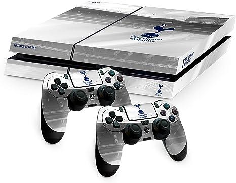 Tottenham Spurs FC Playstation 4 PS4 una almohadilla blanca de ...