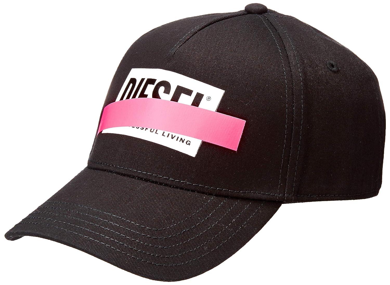 Diesel Cappello Uomo MOD 00SQJY 0JAPG Nero
