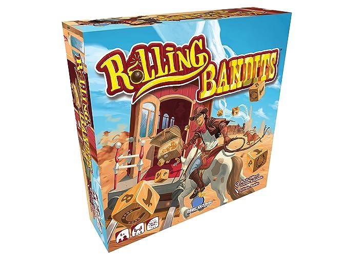 Blue Orange Rolling Bandits - Juego de Mesa [Castellano]: Amazon ...