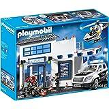 Playmobil Centrale della Polizia, 9372