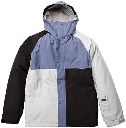 Quiksilver DECADE 10K JACK M - Chaqueta de esquí para hombre, color azul, talla