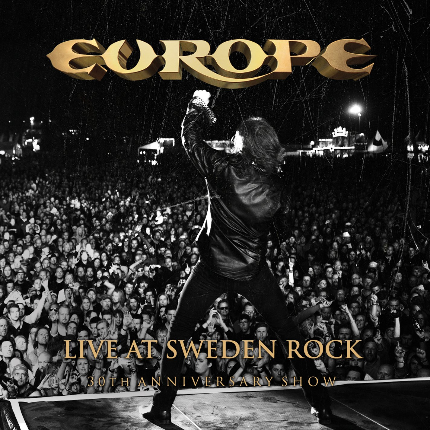 CD : Europe - Live at Sweden Rock: 30th Anniversary Show (CD)