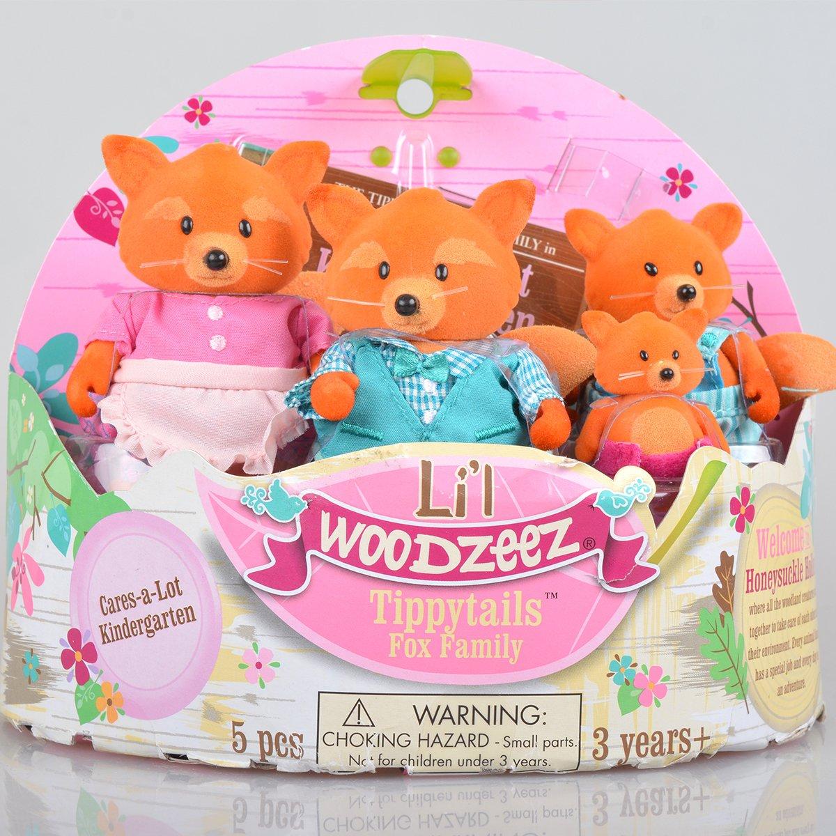 Lil Woozeez Fox Family Branford Limited 6092Z