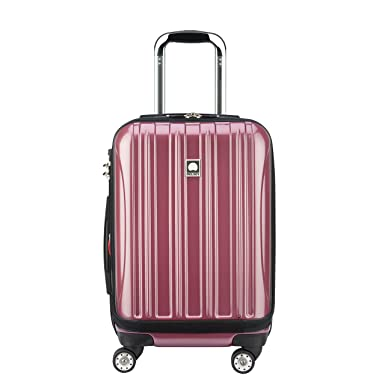 718a33c9b Amazon.com | DELSEY Paris Carry-On International, Peony Pink | Luggage