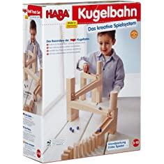 Haba First Balltrack for Beginners Marble Run