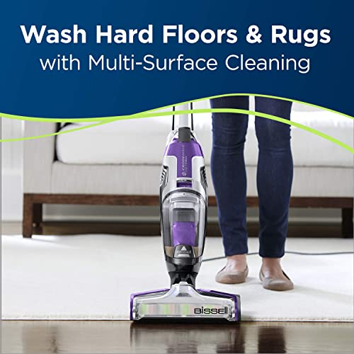 The product is suited for multi-surface cleaning