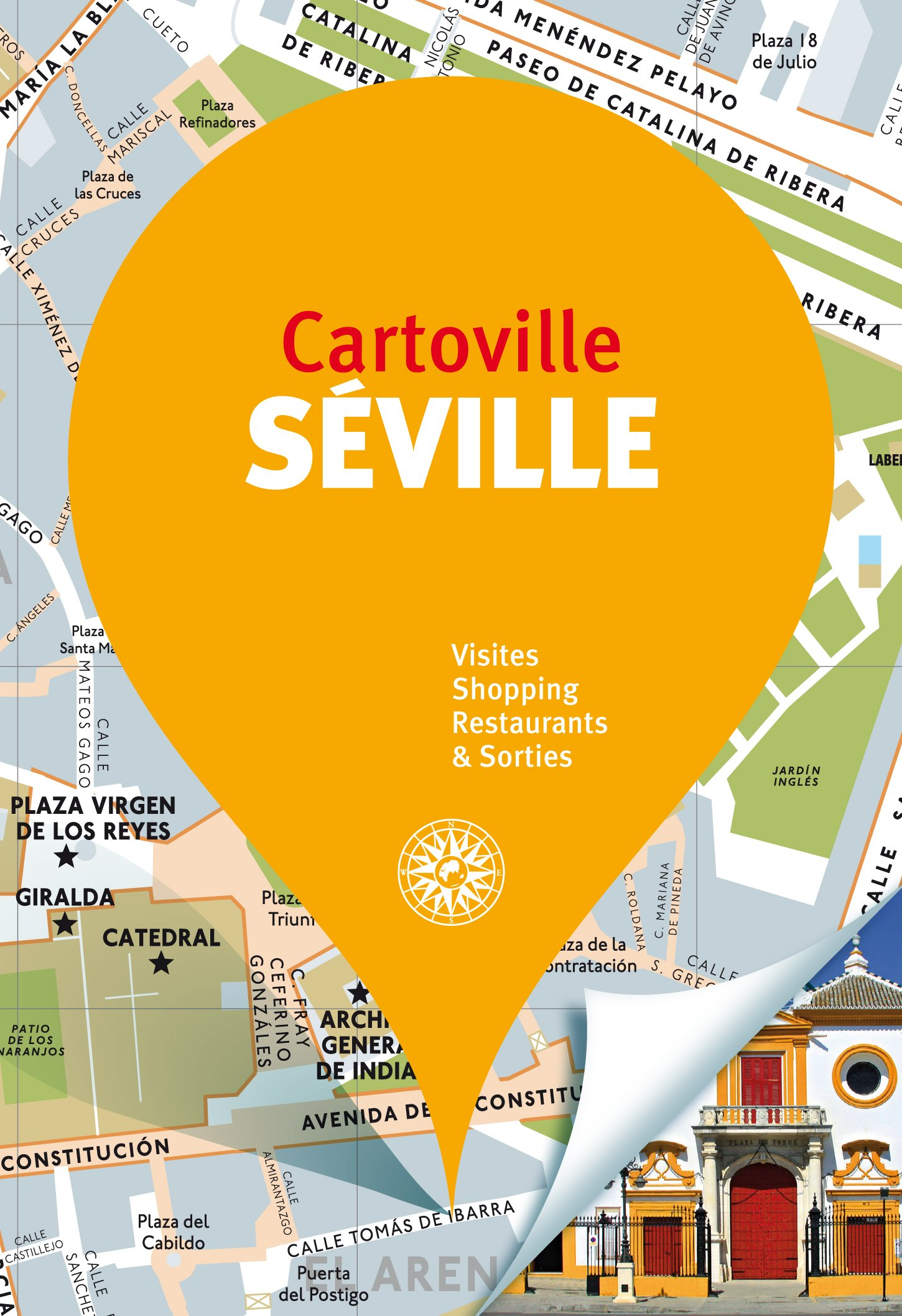 Séville Poche – 11 janvier 2018 Collectifs Gallimard Loisirs 274244890X Espagne-andalousie