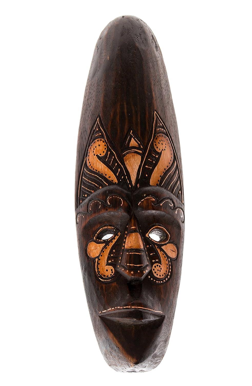 Ciffre 40cm Fair Trade Legno Mask Maschera Bali HM4000023