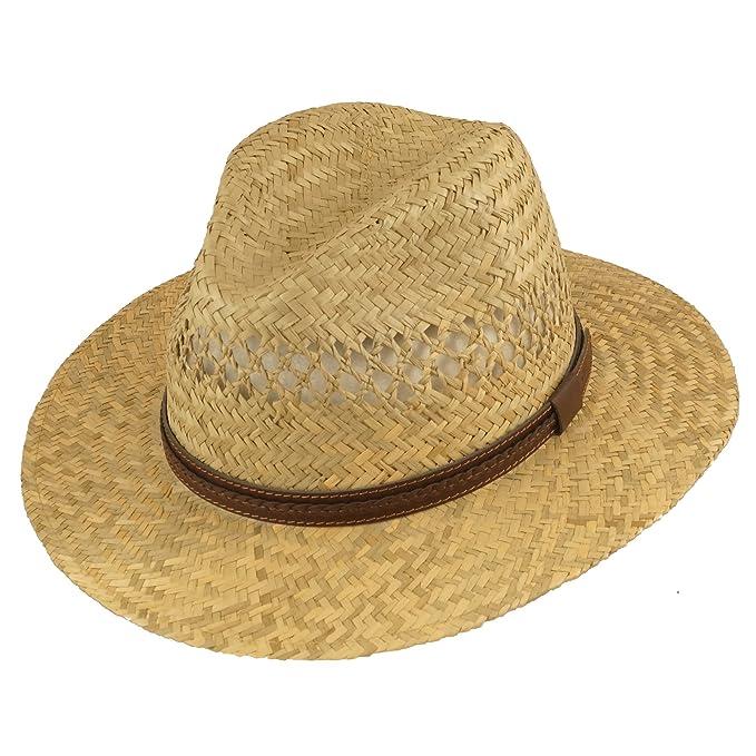 Wegener - Sombrero de Vestir - para Hombre Naturaleza Small  Amazon.es   Ropa y accesorios 97ef728f9eb