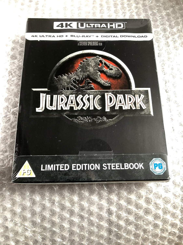 View Jurassic Park 4K Steelbook Wallpapers