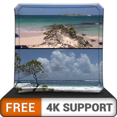 Beauty Bay Marina HD gratis: decora tu habitación con hermosos paisajes en tu televisor HDR 4K,