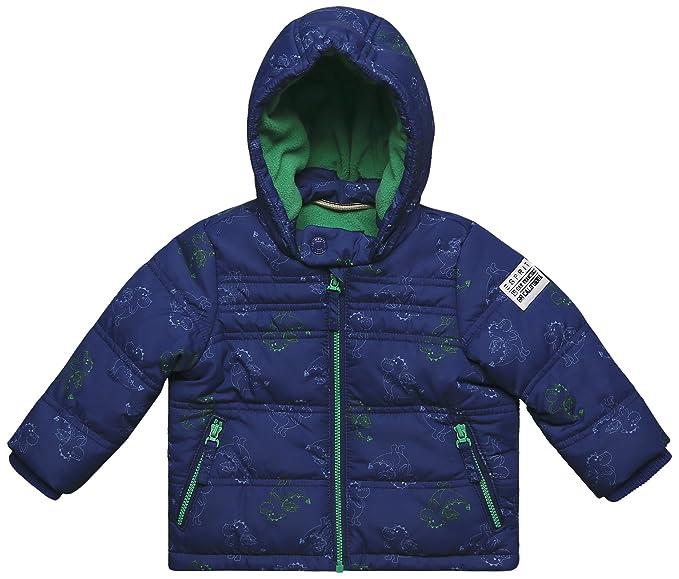 Esprit RK42042, Abrigo para Bebés, Azul (Deep Indigo 491), 9-