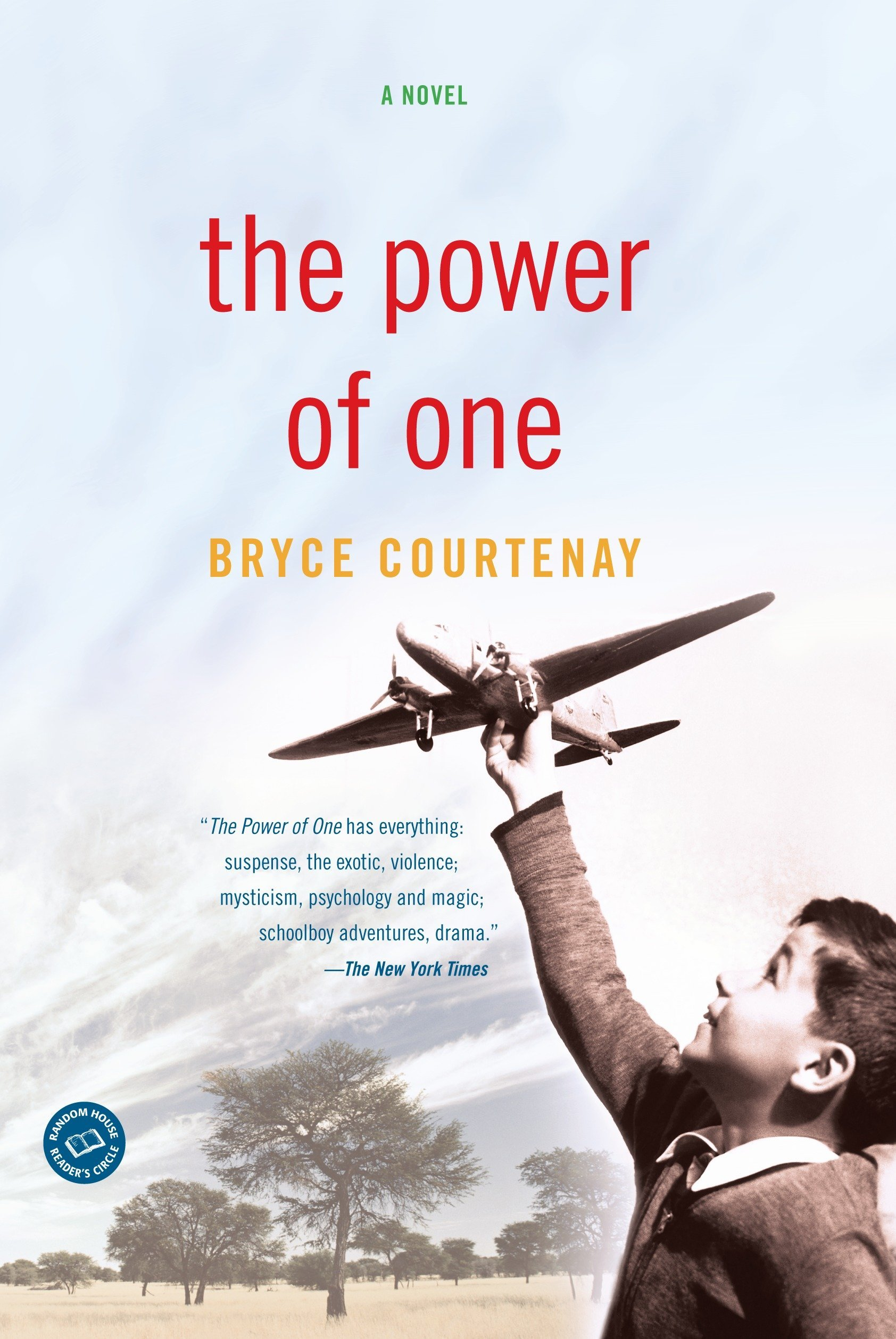 Amazon.com: The Power of One: A Novel (9780345410054): Courtenay ...