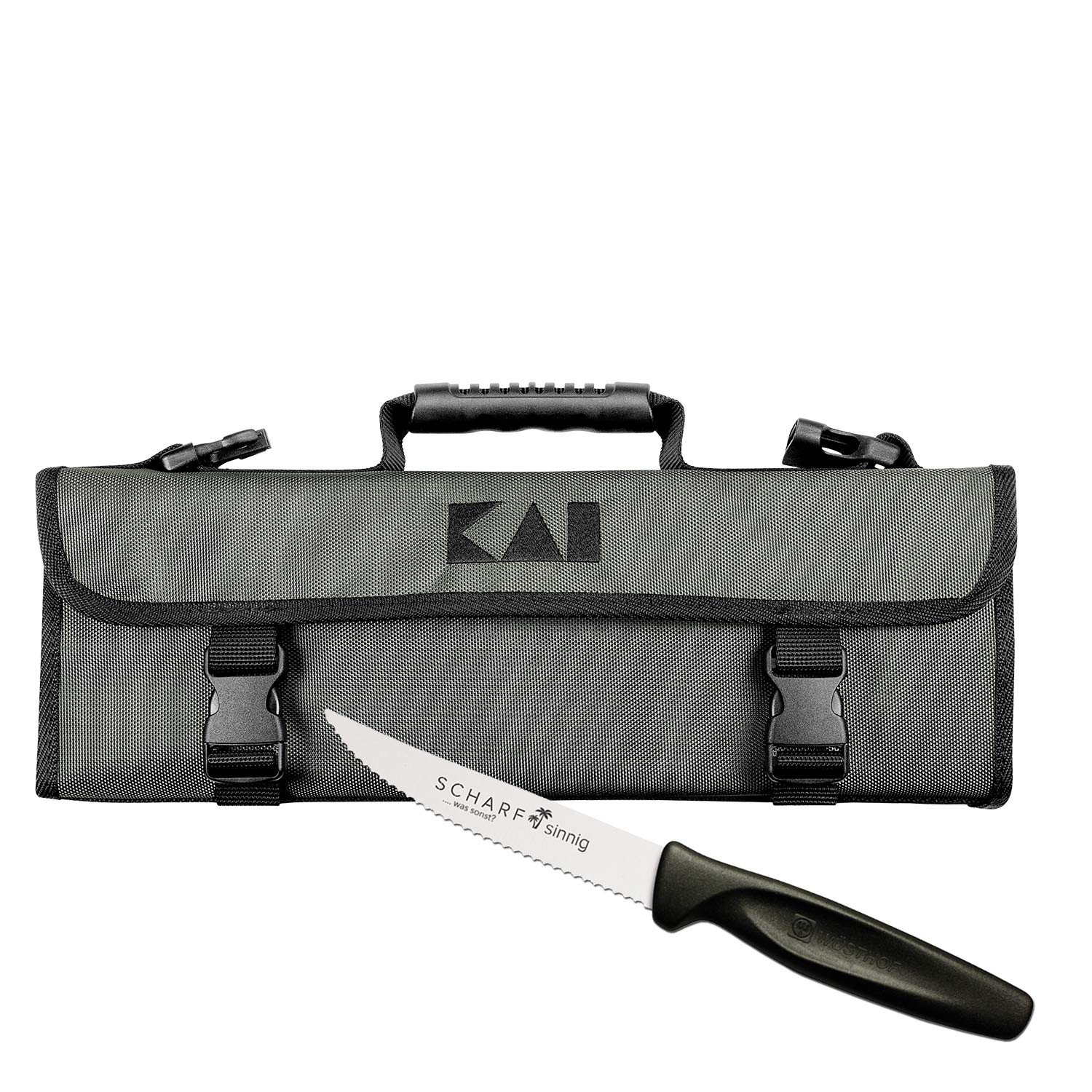 Kai Cuchillo funda para 5 Cuchillo shun DM de 0781 New ...