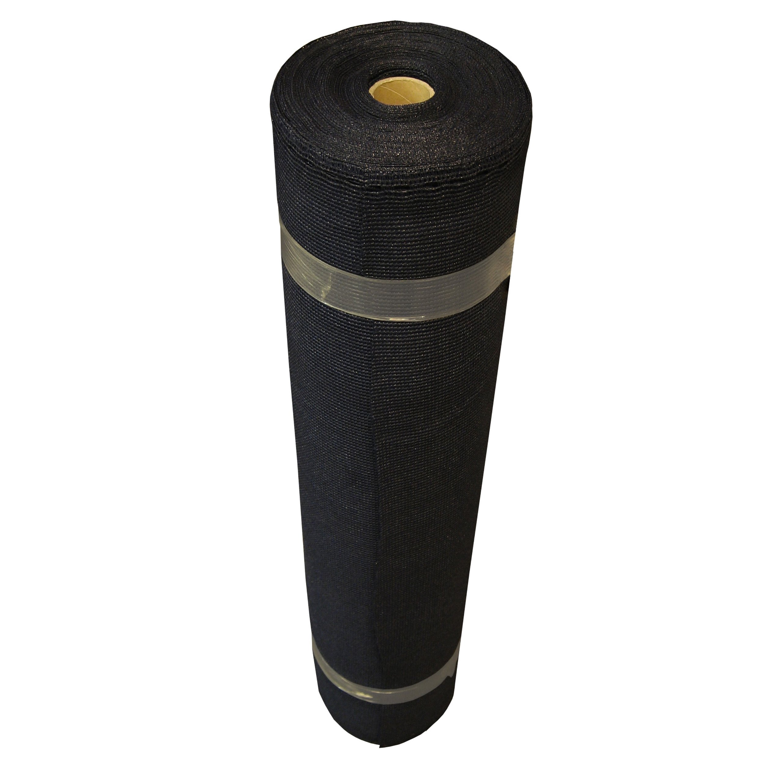 Coolaroo 300371 Outdoor or Exterior, (6' X 100'), Black Shade Fabric 50% UV Coverage for Gardening