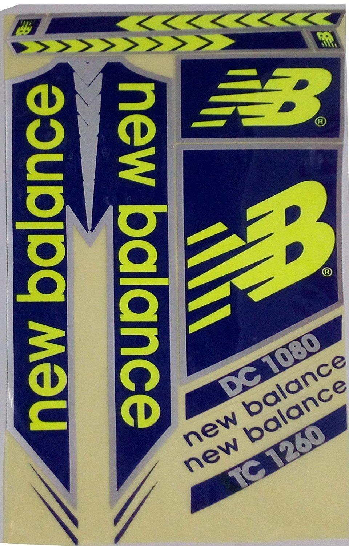 Allygater NB Cricket Bat Custom Made Sticker Set