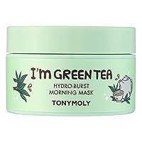 TONYMOLY I'm Green Tea Hydro Burst Morning Mask