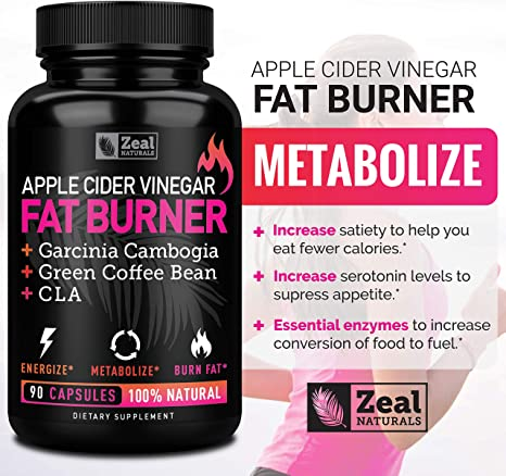 Amazon Com Apple Cider Vinegar Weight Loss Pills For Women