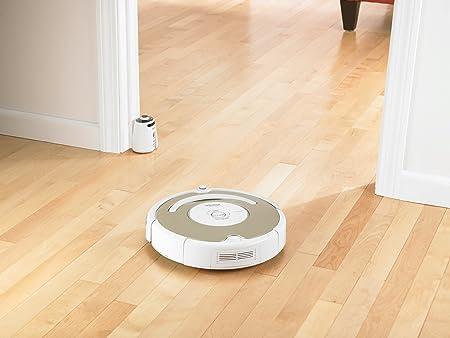 iRobot Roomba 531 - Robot aspirador (diámetro 34 cm, autonomía 120 ...