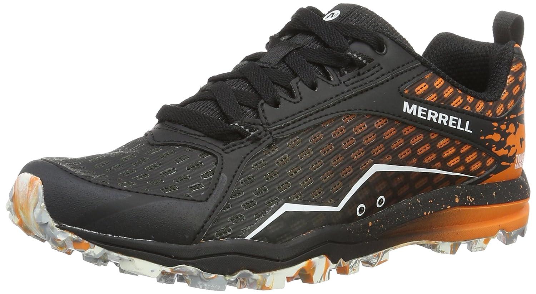 Merrell Women's All Out Crush Tough Mudder Trail Running Shoes B01FV9STMA 9.5 B(M) US|Orange