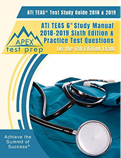 Secrets of the teas v exam study guide teas test review for the ati teas test study guide 2018 2019 ati teas 6 study manual 2018 fandeluxe Gallery