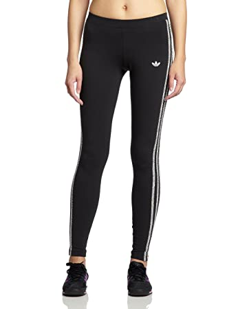 adidas damen leggings lizard allover print