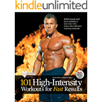 101 High-Intensity Workouts for Fast Results (101 Workouts) (English Edition)